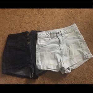 Summer Bundle: Forever 21 Denim Shorts